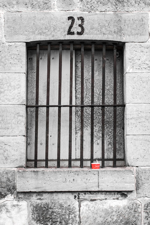 #23 - picture of window by nadine levin photography
